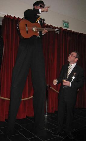 Blues-Berntsen - The giant of blues.